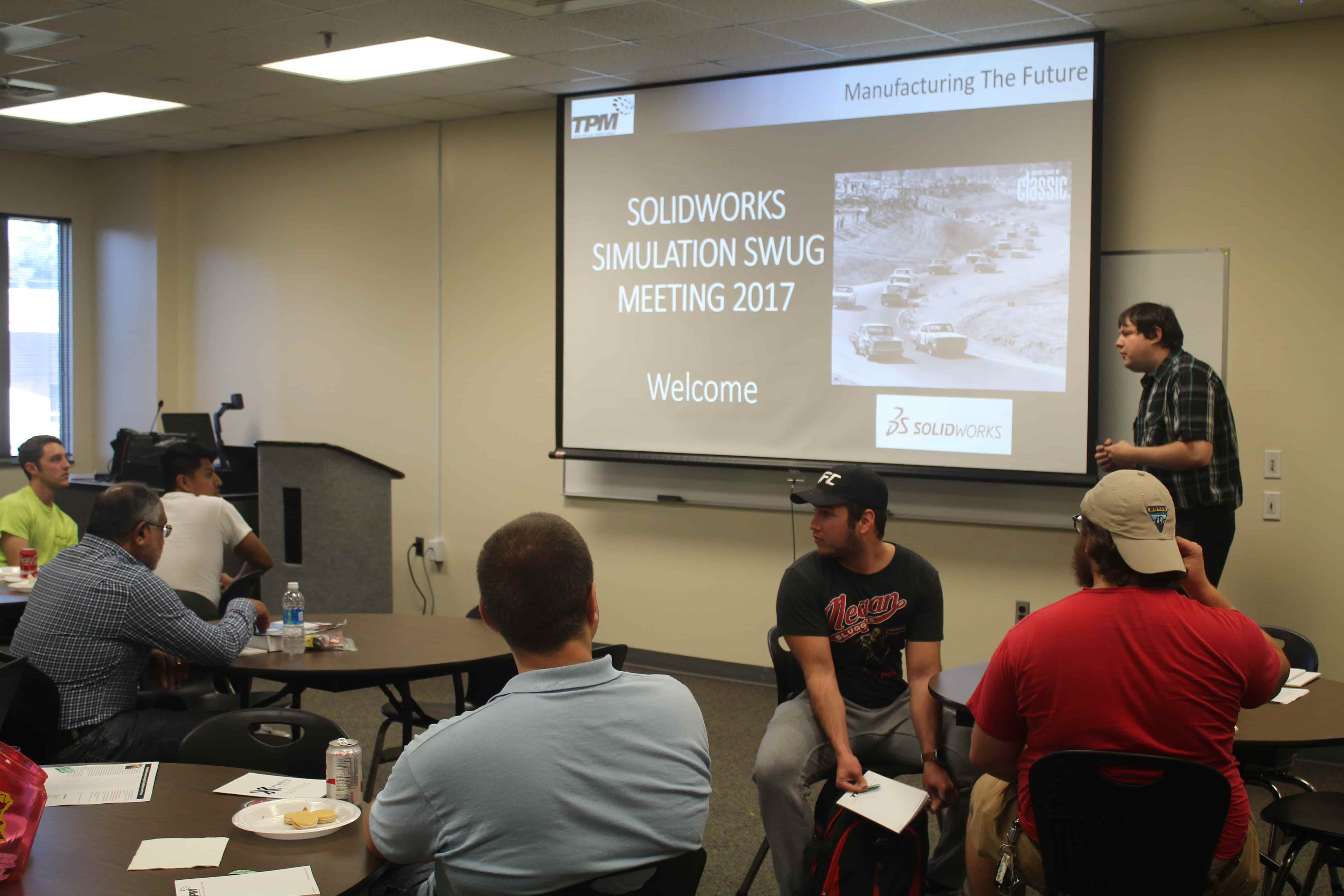 September 7th, 2017 meeting